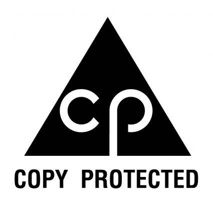free vector Copy protected