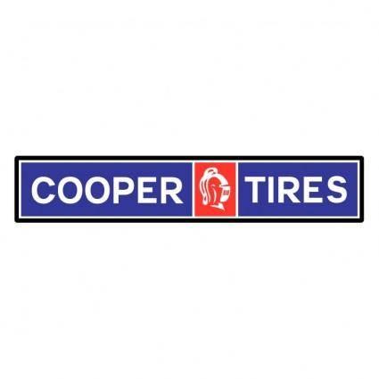 free vector Cooper tire 1