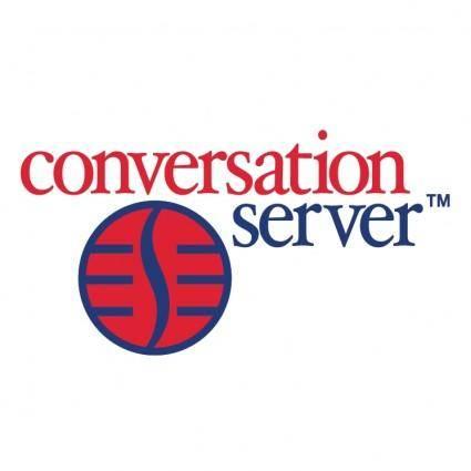 Conversation server