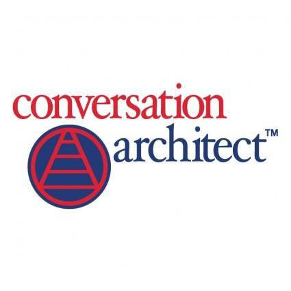 free vector Conversation architect