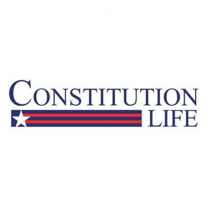 Constitution life