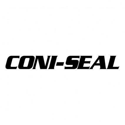 free vector Coni seal