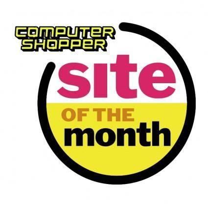 free vector Computer shopper 1