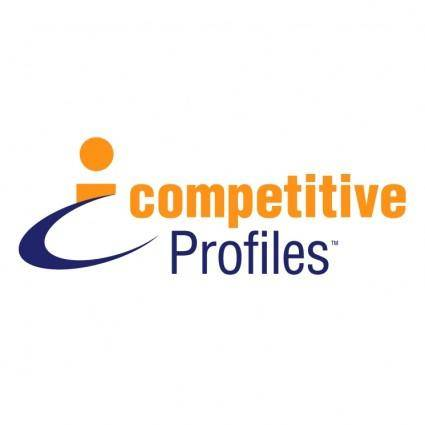 free vector Competitive profiles