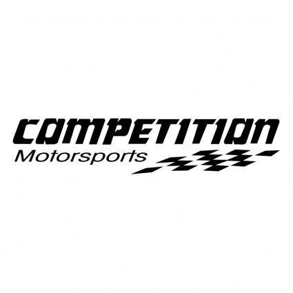 free vector Competition motorsports