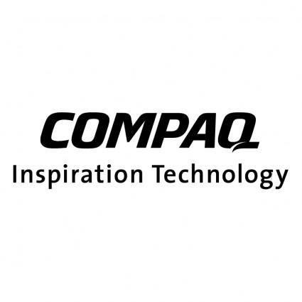 free vector Compaq 5