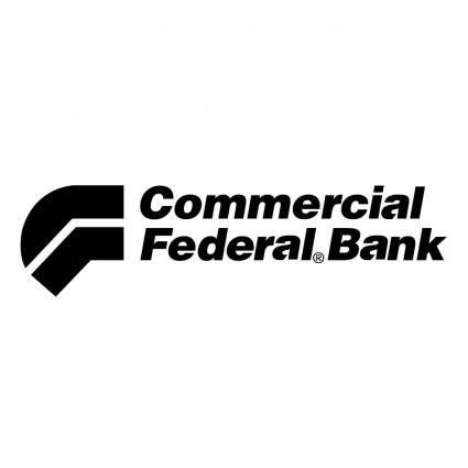 free vector Commercial federal bank