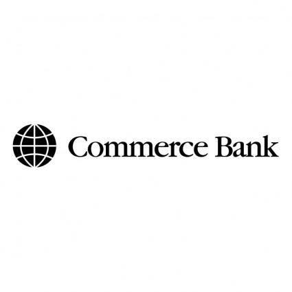 free vector Commerce bank