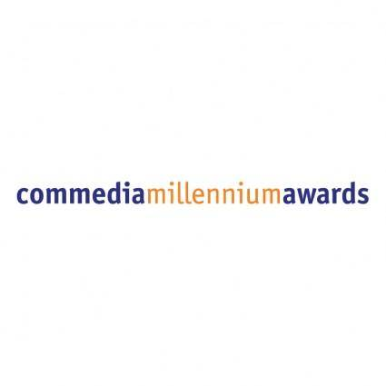 Commedia millennium awards