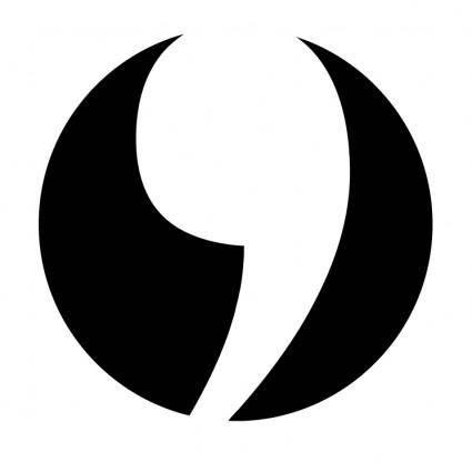 free vector Comma 1