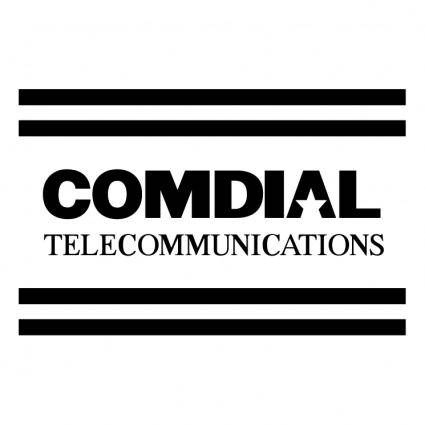 Comdial telecommunications