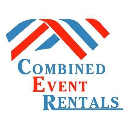 Combined event rentals