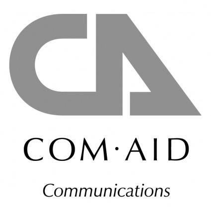 free vector Com aid communications