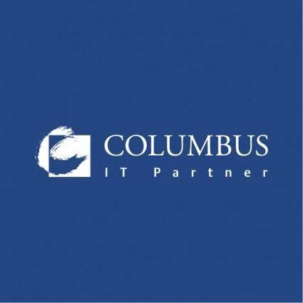 free vector Columbus it partner
