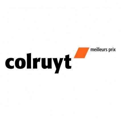 free vector Colruyt 2