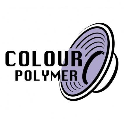 Colour polymer