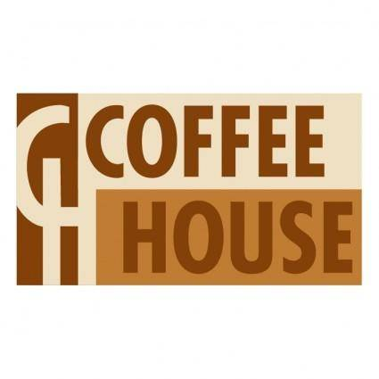 free vector Coffee house