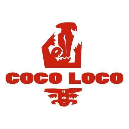 free vector Coco loco