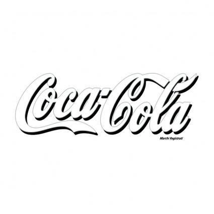 free vector Coca cola 17