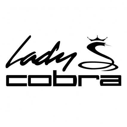 free vector Cobra lady