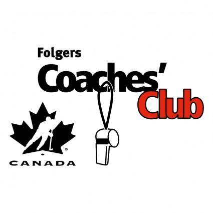 free vector Coaches club
