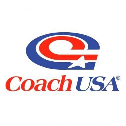 free vector Coach usa