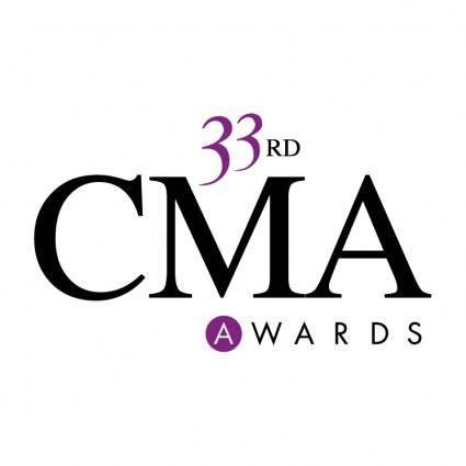 free vector Cma awards