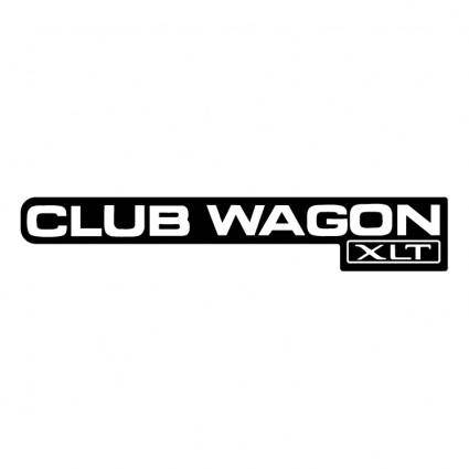 Club wagon xlt