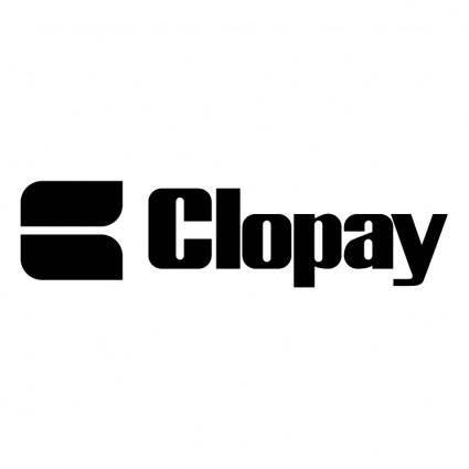 free vector Clopay 1