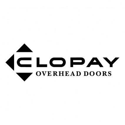 free vector Clopay 0