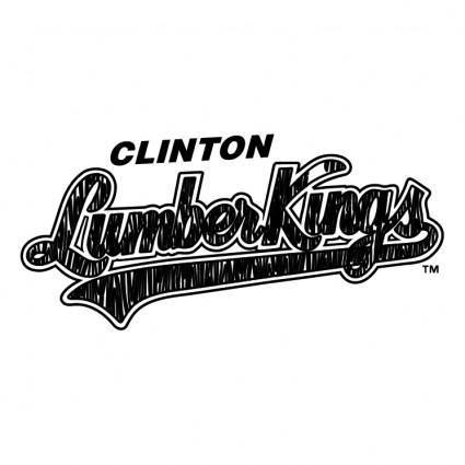 free vector Clinton lumberkings