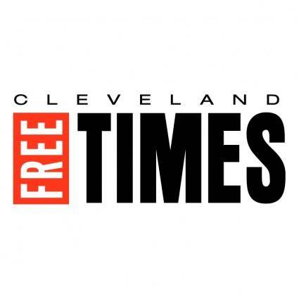 free vector Cleveland free times