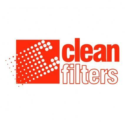 free vector Clean filters 0