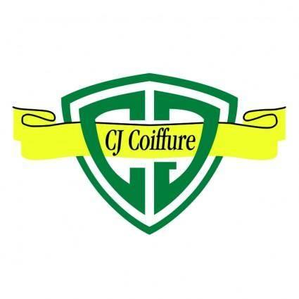 free vector Cj coiffure