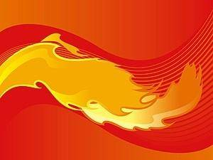 Vector dynamic lines and fire