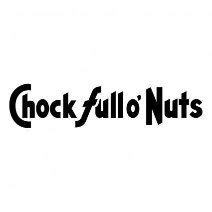 free vector Chock full o nuts