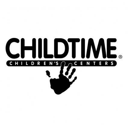 free vector Childtime