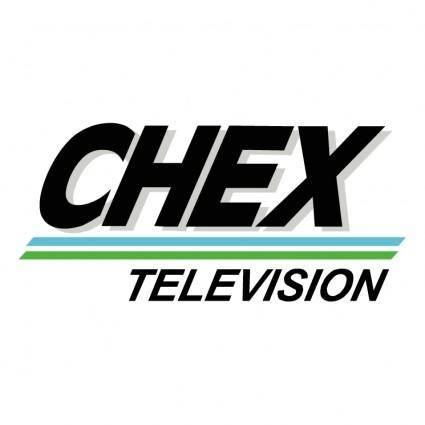 Chex television