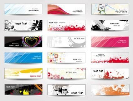 Boutique card 03 vector