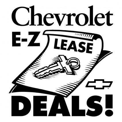 free vector Chevrolet lease deals