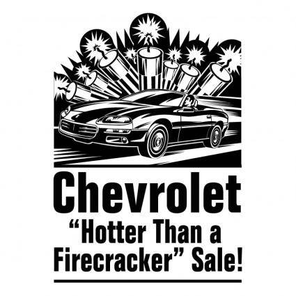 Chevrolet firecracker sale