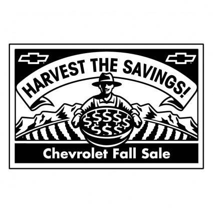 Chevrolet fall sale 0