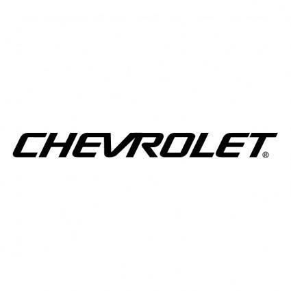 free vector Chevrolet 7
