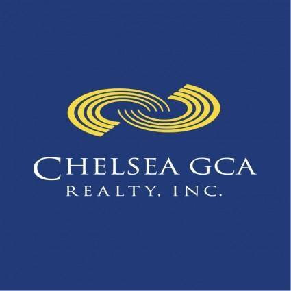 free vector Chelsea gca realty