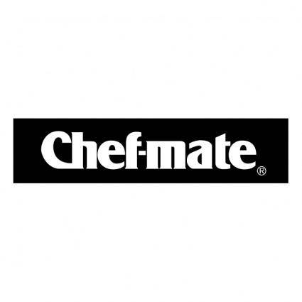 free vector Chef mate