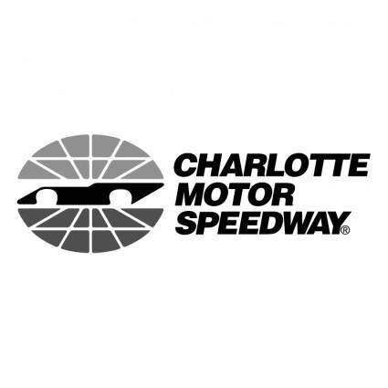 free vector Charlotte motor speedway