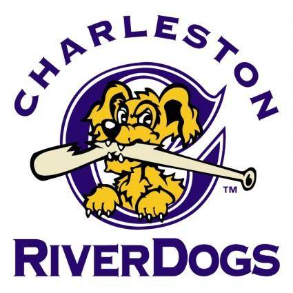 free vector Charleston riverdogs 0