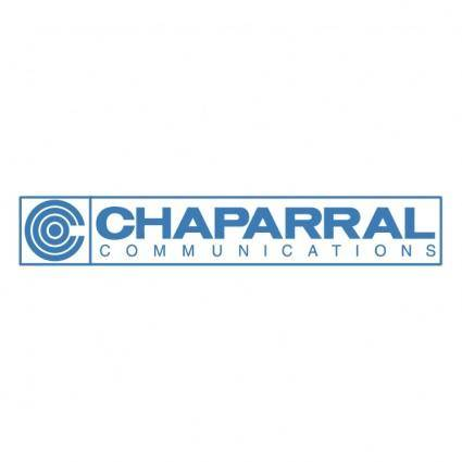 free vector Chaparral communications