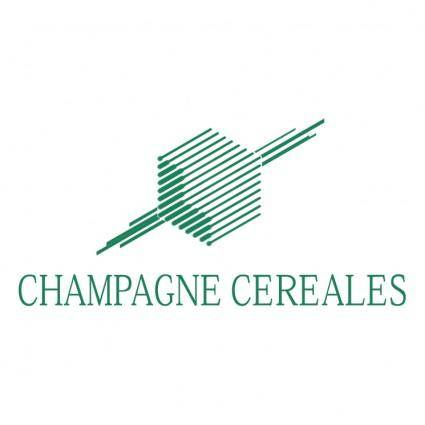 Champagne cereales