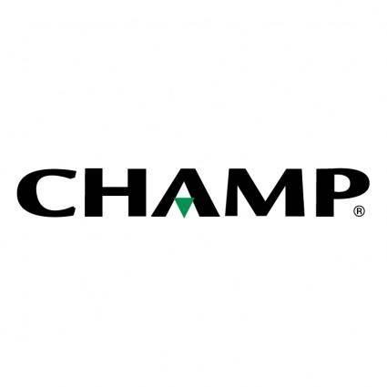 free vector Champ